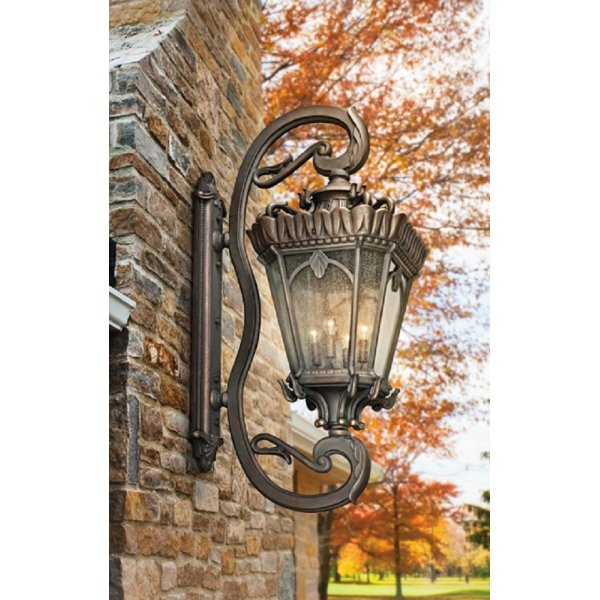 large outdoor traditional wall lights in choice of sizes ip44. Black Bedroom Furniture Sets. Home Design Ideas