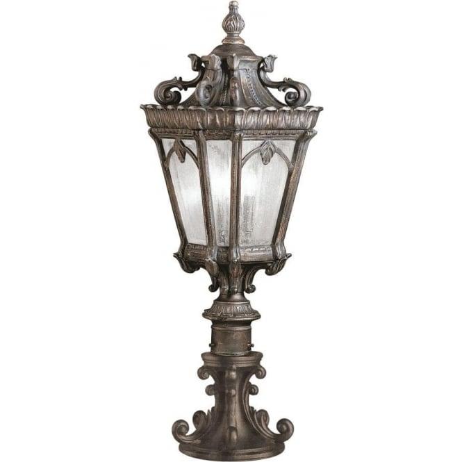 gothic lantern lighting. TOURNAI Traditional Victorian Gothic Style Garden Gate Post Lantern - Large Lighting N