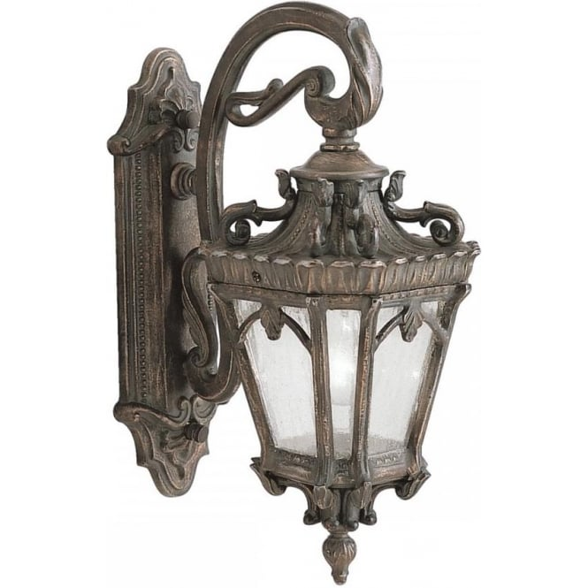 Traditional Victorian Gothic Exterior Wall Light Fitting