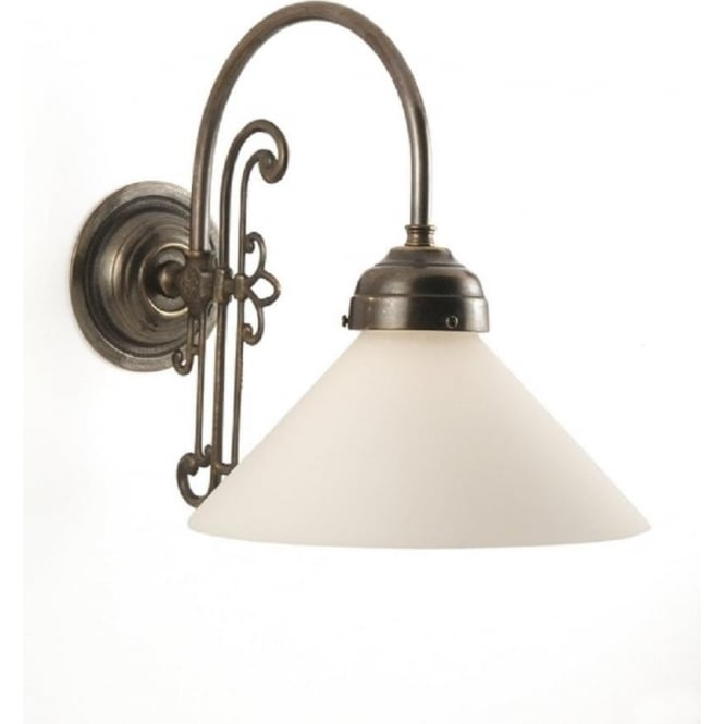 Period Lighting Collection ETON traditional wall light in Edwardian design