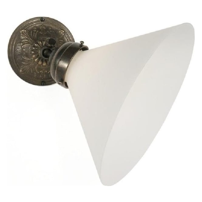 Period Lighting Collection SPOT LIGHT traditional aged brass wall or ceiling spotlight