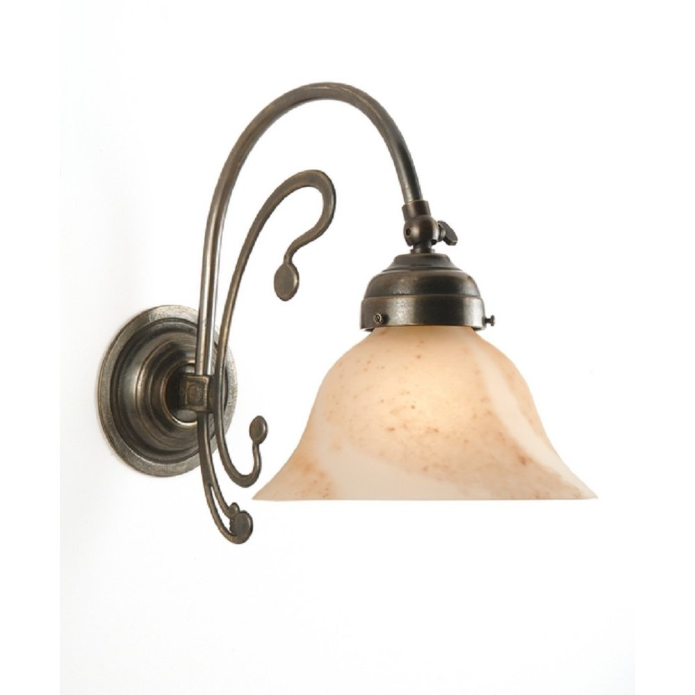 Edwardian Period Wall Lights : British Design Wall Light, Replica Victorian or Edwardian Fitting