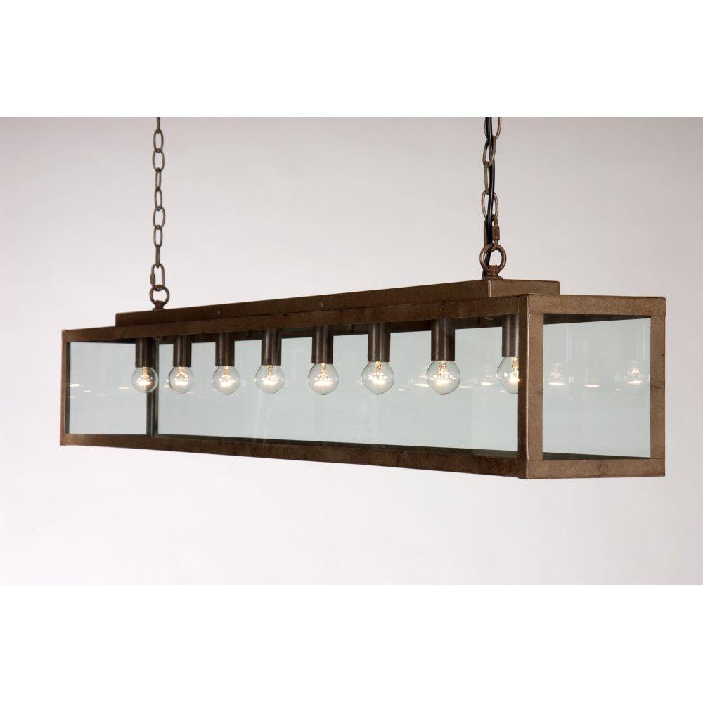 Long Hanging Ceiling Pendant Light For Over Table Lighting