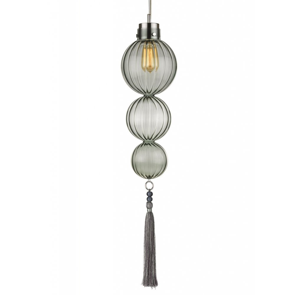 slimline glass ball ceiling pendant light exotic moroccan style. Black Bedroom Furniture Sets. Home Design Ideas