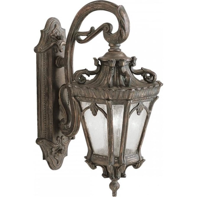 Traditional Victorian Outdoor Wall Lamp