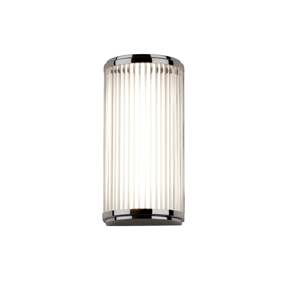 best sneakers cf0a6 305d0 VERSAILLES Deco style LED bathroom wall light in chrome with glass rods -  small