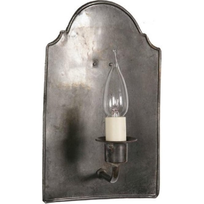 Medieval Vestry Wall Sconce Monastic Panel Church Candle Light